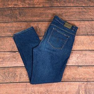 Ralph Lauren Classic Straight Leg Jeans Size 14